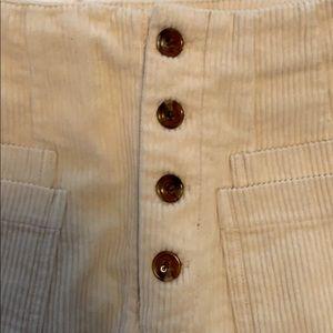 Forever 21 Skirts - Corduroy Forever 21 Skirt